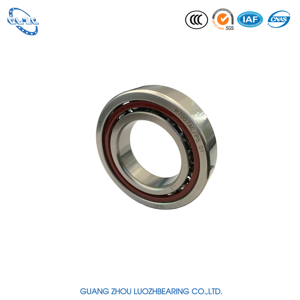 High quality angular contact bearing 7000 C/P4 of Higih Quality