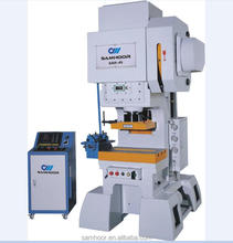45ton C type high speed precision punching press machine for digital products metal stamping parts