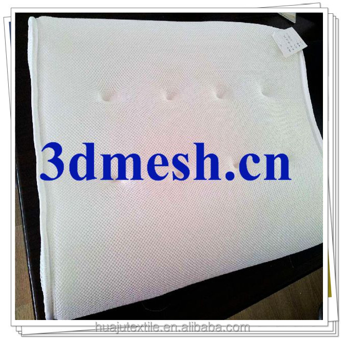 100% polyester 3D air mesh fabric for pillow case