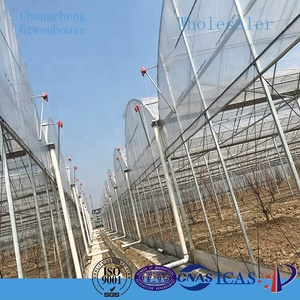 High strength greenhouse cover net full green house sheets