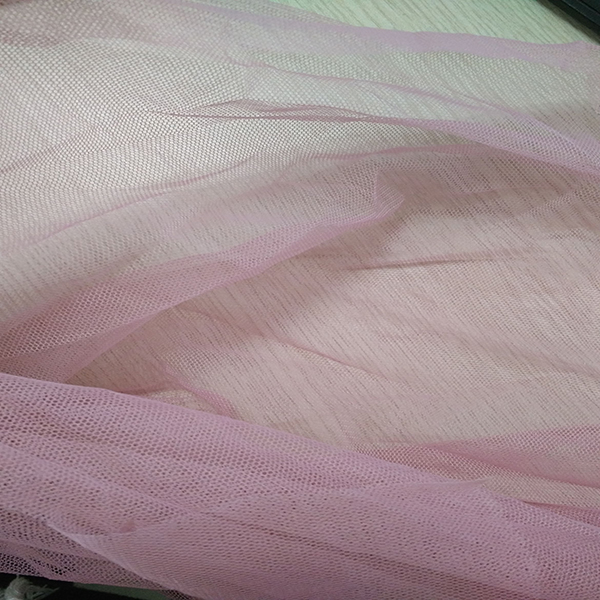 Very fine fabric new customized design curtain netting fabric
