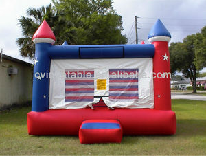 rental inflatable bouncer USA, USA inflatable combo,All USA inflatable castle