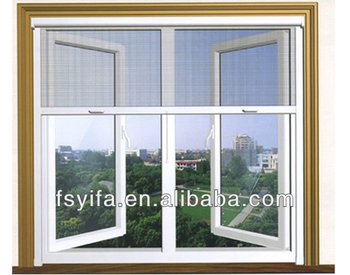 2014 high quality sound insulation aluminum sample iron for Window frame design