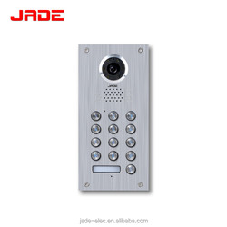Mobile phone remote control outdoor station wifi intercom video door phone