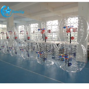 High Quality TPU Inflatable Bumper Ball , Inflatable Bubble soccer , Body Zorb Ball