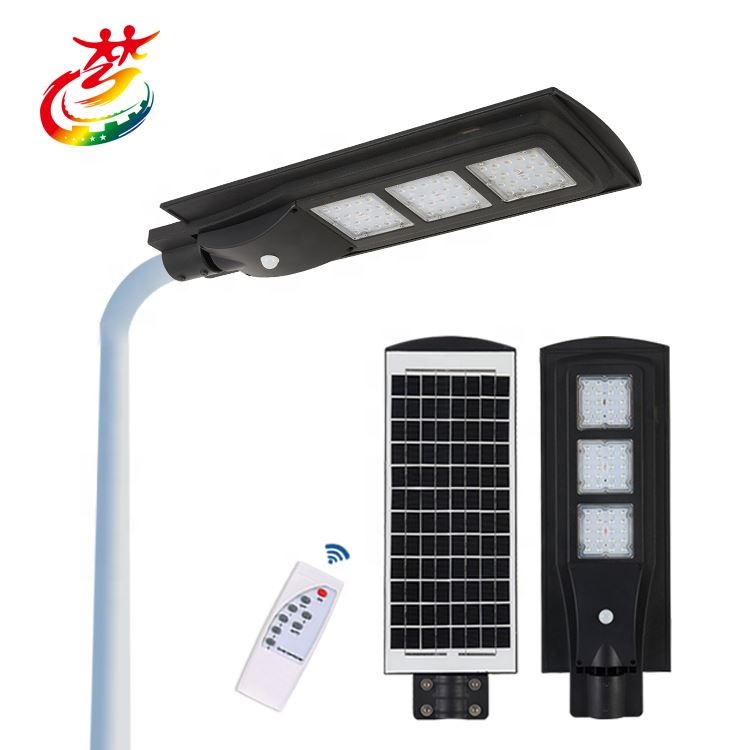 Projector outdoor 18V 60w led solar street light price list