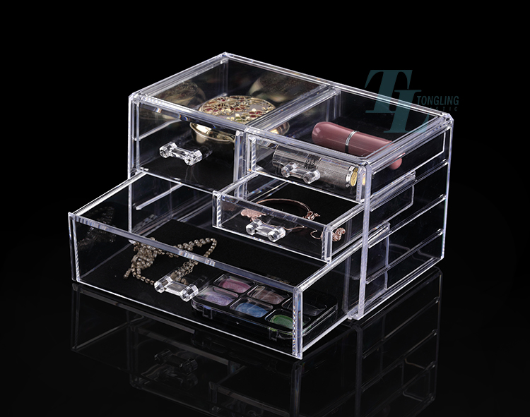 Professional Factory Direct Price Clear Storage Box Acrylic Jewelry