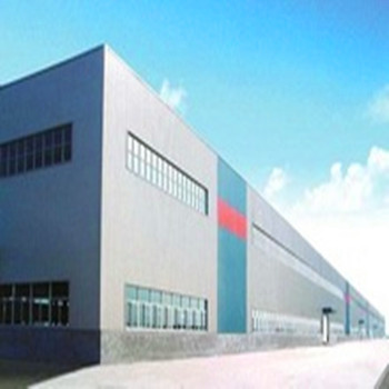ISO9001:2008 Certificate Industrial Shed pre engineering steel structure building