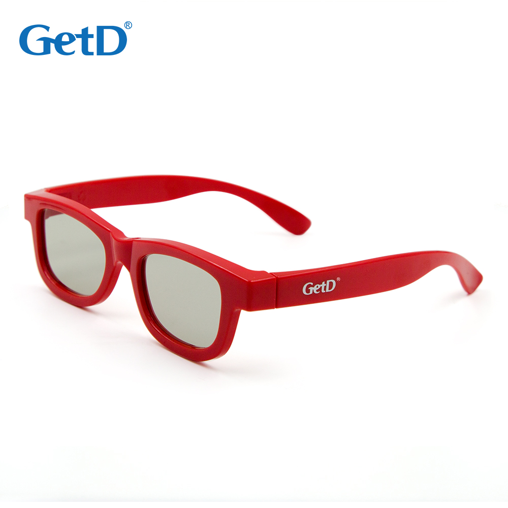 Promotion Kids movie 3D glasses CP297G01GC