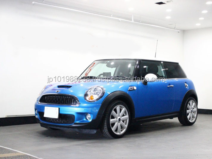 USED CARS - BMW MINI COOPER (RHD 819638 GASOLINE)
