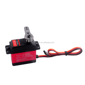 DS3218 Digital Servo with 25T Servo Arm 20KG Metal RC Toys