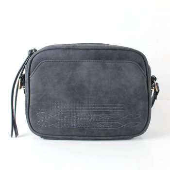 85a77577fff8 Newest Sale Gray suede PU mini Shoulder Bag Wholesale