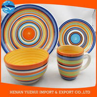 porcelain deep dishes dinner plates, ceramic cookware chafing dish