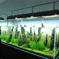 Factory sale various widely used fiber glass aquarium fish tank for fish farm