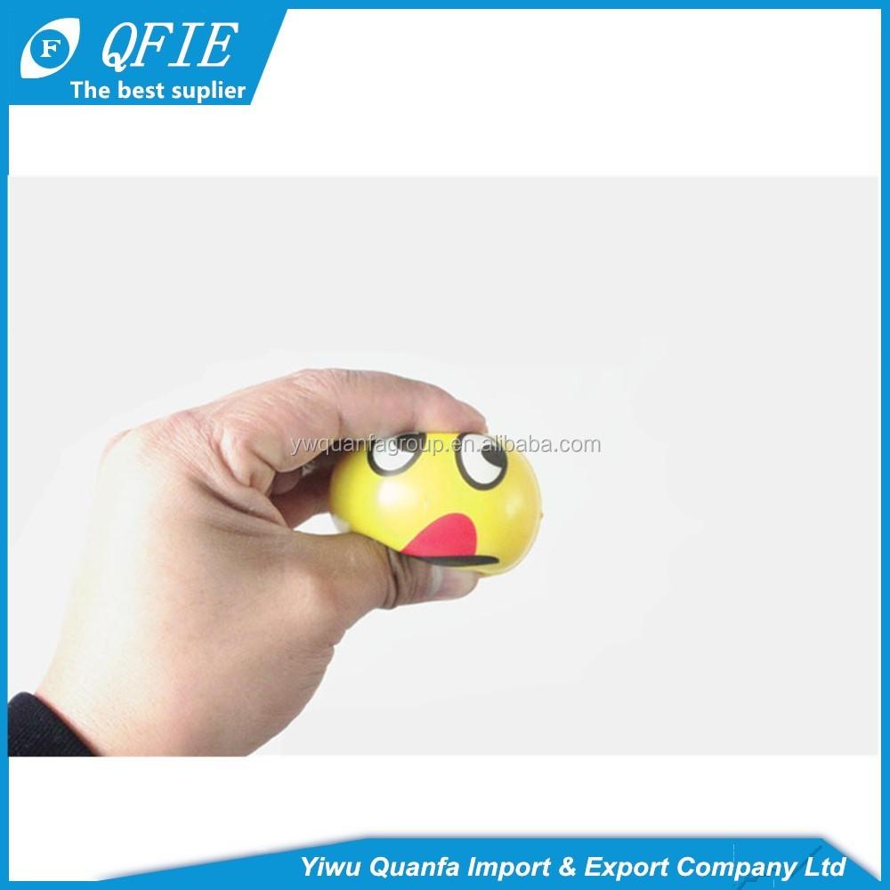 Squishy Foam And Stress Ball Emoji : Promotional 5cm Soft Foam Pu Emoji Stress Ball Toy For Children Or Vending Machine - Buy Emoji ...