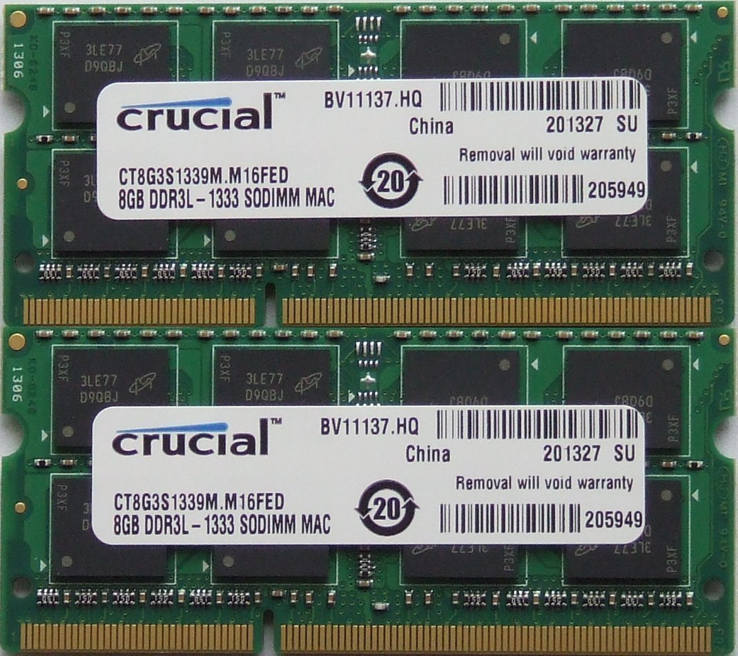 "4GB 2X2GB Memory PC3-10600 DDR3-1333MHz for MacBook Pro 15/"" 2.4GHz i7 2011"