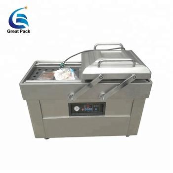 Double Chamber Industrial Vacuum Sealer - Buy Industrial Vacuum  Sealer,Vacuum Sealer,Double Chamber Vacuum Sealer Product on Alibaba com