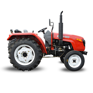 farming machinery rear mounted tractor 30hp 4x4 compact tractor