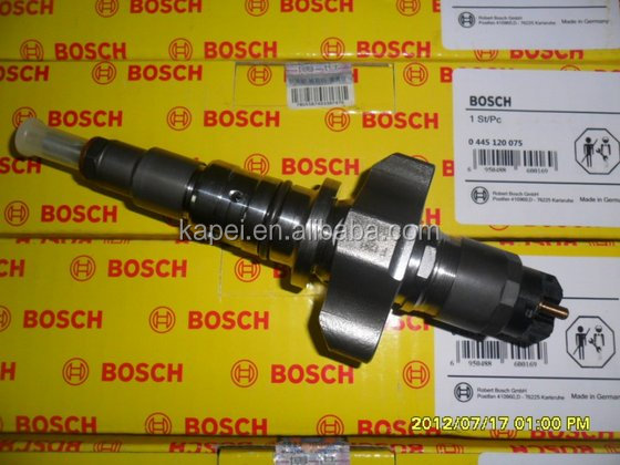 Bosch Diesel Injector 0445120075 for CASE NEW HOLLAND 2855135