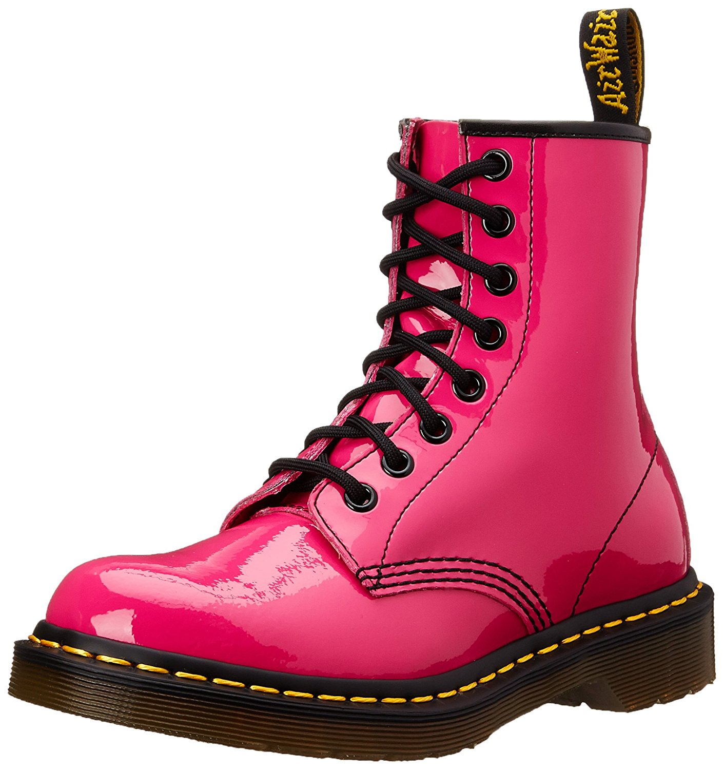 Get Quotations · Dr. Marten s Women s 1460 8-Eye Patent Leather Boots 25eed96e9