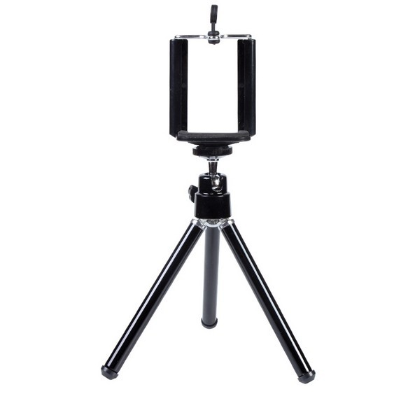 2 in 1 Portable Mini Tripod + Hand Grip for DC DSLR SLR Cameras