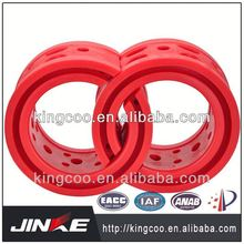 JINKE Pure Urethane Rubber Car Bumpers for HYUNDAI NF SONATA