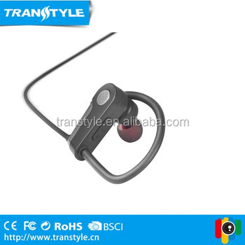 IPX5 waterproof New Fashion stereo voice Sports Wireless Earphone