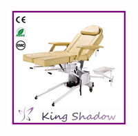 Kingshadow parts for electric adjustable bed electric massage bed