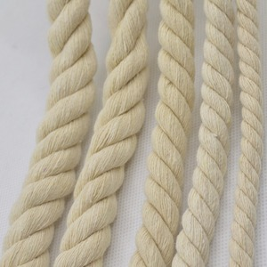 rope chair twist organic cotton rope