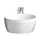 K-8890 New Product Bathroom Fixtures Luxury Bath Tub Kingsun Baths, Acrylic Bathtub