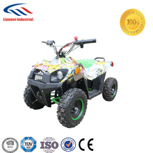 2017 new electric atv model with 500W motor, battery easy pull out