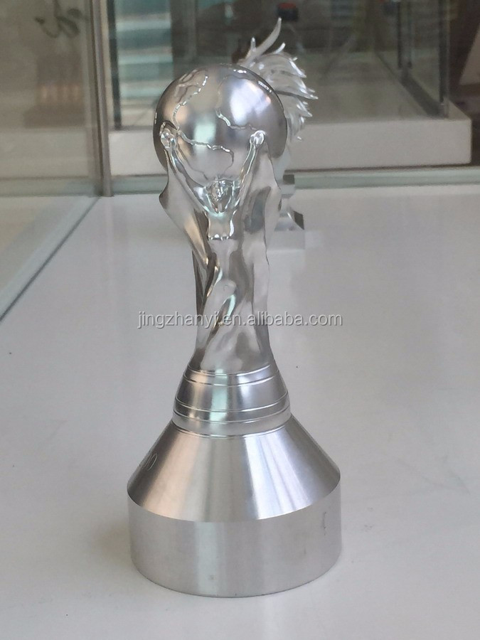 Carved stereo trophy, Carved stereo furnishing articles, Aluminum trophy