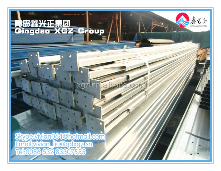 XGZ cow house materials for sale