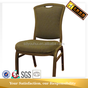 American style comfortable Waterfall H cushion Iron Rocking chair