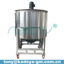 1000L stainless steel syrup melting tank