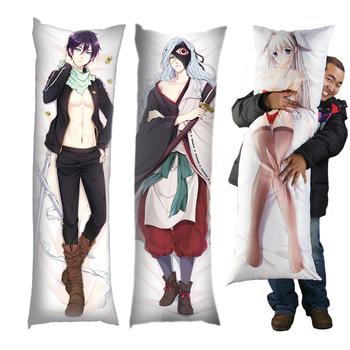 Polyester Filling Hugging Pillow Anime Character Noragami Yatorabo