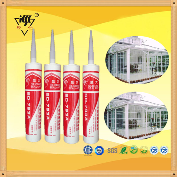 Wp 789 Silicon Sealant/Weatherproof Neutral Silicone Sealant/897 Wp Silicon Adhesive
