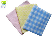 OEM Ultra-soft Customizable size Household bambooie cleaning cloth