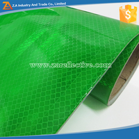 High Intensity Grade Reflective Sheeting Prismatic Type with PET Material