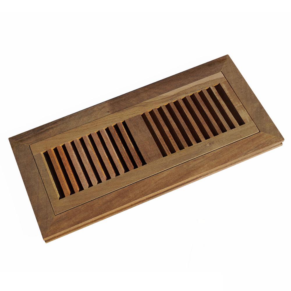 Air Outlet Vent Wood Floor Ventilation