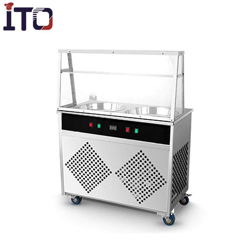 ITO-RI-A23 2 gebratene Eismaschine Philippinen