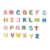 ColorfuL alphabet letters wooden toy educational toy