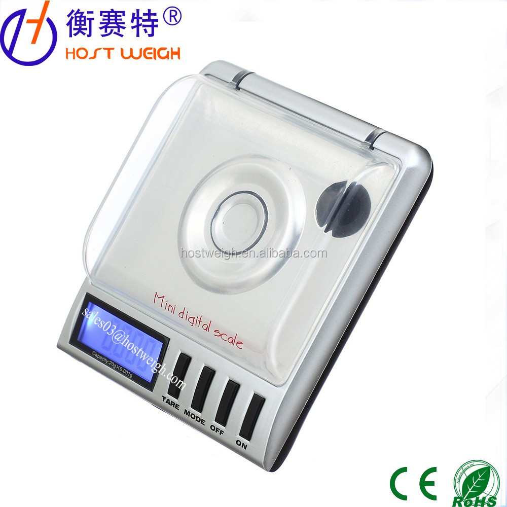 30g / 0.001g Professional Digital Jewellery Scale