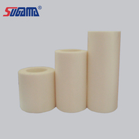 White skin color silk tape good quality cheap medical plaster adhesive