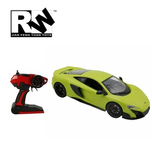 Hot sell Mclaren 675lt authorized remote control high quality electric car rc car