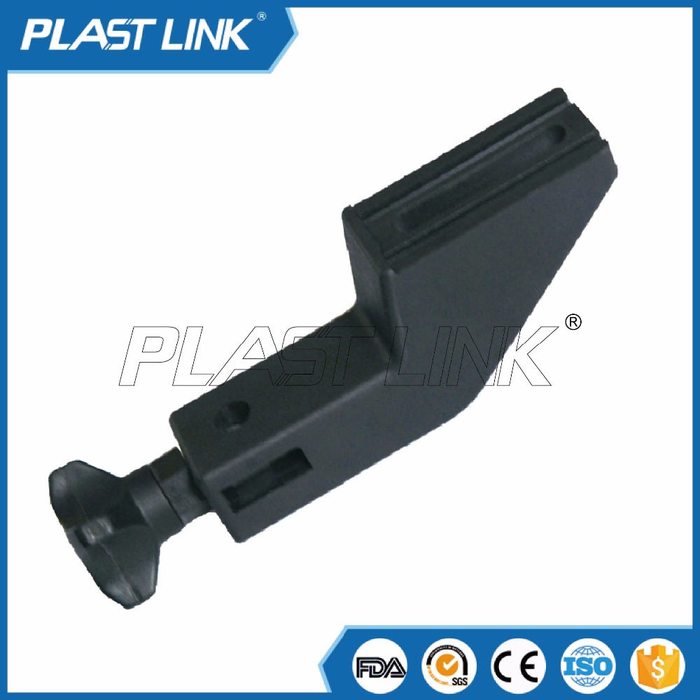 Conveyor Components, Chain Inlet Guide Shoe, 693 Fixed side bracket