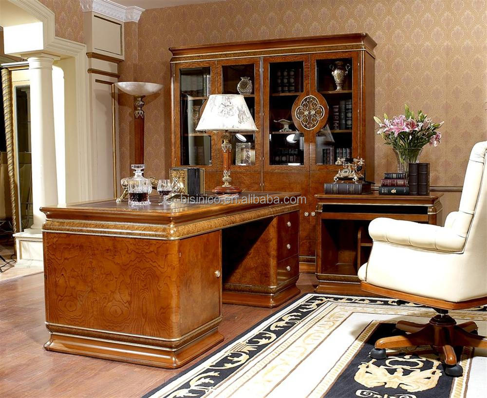 Fabulous Italian Design Luxury Office Furniture Italian Royal Luxury Office Desk Buy Italian Office Furniture Antique Office Furniture Luxury Office Desk Beutiful Home Inspiration Cosmmahrainfo