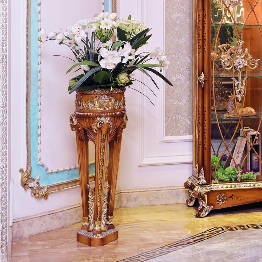 Luxury French Baroque Style Home Office Furnitureluxury Antique