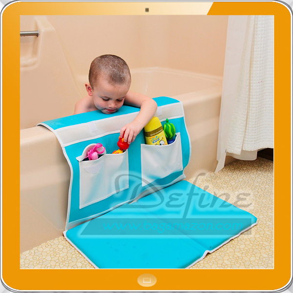 High quality fashion Neoprene OEM bath baby tub kneeler