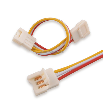 3 Pin 8mm 10mm Led Wire Cable Connector For Cct Adjustable Led Strip ...